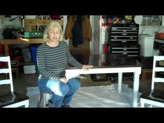 General Finishes Java Gel Stain tip to save hours maybe DAYS!! - YouTube
