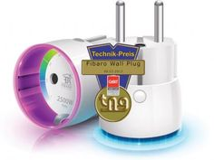FIBARO Wall Plug is the winner on CeBIT 2013 - The award from technical journalists.