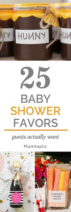 Baby shower favor ideas that your guests will actually want