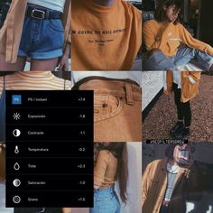 Hello my loves, today I bring this filter that gives as purple tones to the photos. Vsco Pictures, Editing Pictures, Photography Filters, Photography Editing, Fotografia Vsco, Best Vsco Filters, Vsco Effects, Aesthetic Filter, Photo Editing Vsco