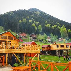 Ayder Plateau, Çamlıhemşin, Rize ⛵ Eastern Blacksea Region of Turkey ⚓ Östliche…