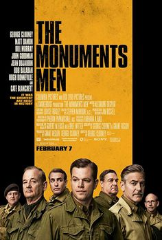Watch The Monuments Men 2014 Full Movie Online Free