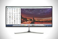 LG Cineview Curved Ultrawide LED Monitor 2