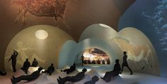 7 | A Cavernous Museum Designed For 17,000-Year-Old Cave Paintings | Co.Design: business + innovation + design