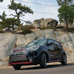 We're conquering mountains! @Kia #SoulTrip http://ift.tt/1ow8K04