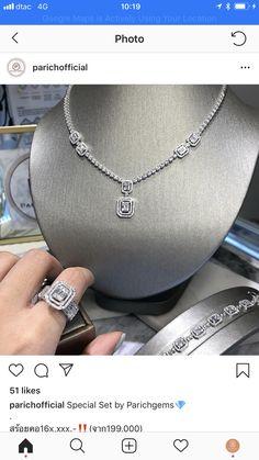 Real Diamond Necklace, Diamond Bangle, Diamond Pendant, Diamond Jewelry, Rose Gold Bridal Jewelry, Bridal Jewelry Vintage, Gems Jewelry, Jewelery, Stylish Jewelry