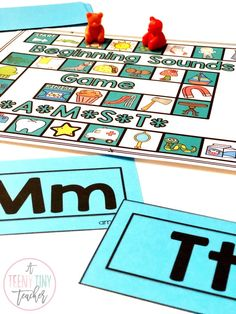 Games! Games! Games! - A Teeny Tiny Teacher