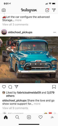 Gm Trucks, Cool Trucks, Chevy Pickups, Chevrolet Trucks, Ads, Cars Motorcycles, Pickup Trucks, Chevy Trucks