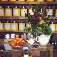 Bellocq in Brooklyn, NY (delicious tea tastings)