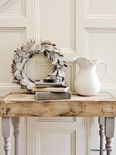Via 1001 Pallets. Classy #upcycle look
