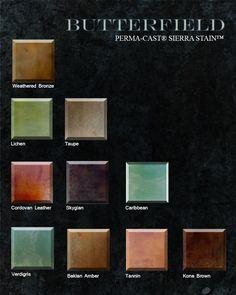 Valspar Gallon Vaquero Brown Semi Transparent Concrete