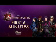 The Descendants Opening Number is Peak Disney Channel
