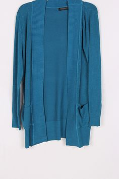 Nelly Cardigan in Blue