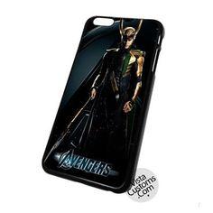 Thor Loki Avengers I Am Loki Cell Phones Cases For iPhone, Samsung Galaxy