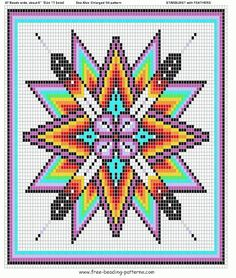 Image result for cross stitch navajo