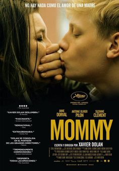 Póster de la película 'Mommy'
