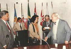 13º Concurso ABRP Salão Nobre da Camara Municipal de São Paulo 26.09.1995 (fotos arquivo ABRP)
