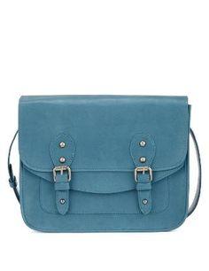 Indigo Collection Satchel Bag - Marks & Spencer
