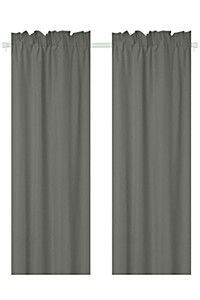Our taped microfibre curtain 2 pack is made with has a soft lining that enhances the drape, giving the curtains a fuller look. Curtain Shop, Bedroom Bed, Bedroom Ideas, Bed & Bath, Window Treatments, Windows, Curtains, House, Shopping