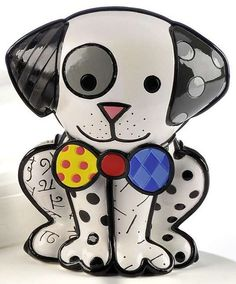 Pop Art Miami is the largest online destination for Pop Art. Buy Pop Art for artists like Romero Britto, Carlos A. Future Boy, Arte Country, Dalmatian Dogs, Disney Figurines, Arte Pop, Colorful Pictures, Diy Art, Vintage Posters, Art History