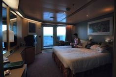 Carnival Victory Pictures Stateroom 6415 deck 6 | Carnival Victory - Deck 6 Room #6207 » Type: Extended Balcony ...