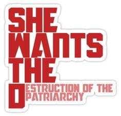 She SO wants it