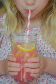 Pink lemonade recipe over at:  everywhereyougo.co.nz