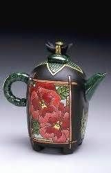 I love the oriental styled teapots