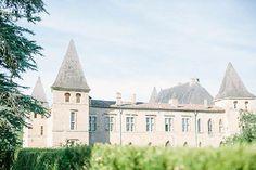 Chateau wedding venue | Image by Studio Ohlala