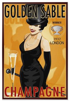 """""""Golden Sable"""" - London, 1932 ~Repinned Via Hanneke Verstraate"""