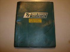 True Temper 1961 Dealer Catalog Price List S6162 Hardware Store AXE Hatchet | eBay