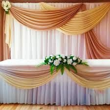 16 Ideas wedding ceremony altar table receptions for 2019 Wedding Stage Backdrop, Wedding Stage Decorations, Backdrop Decorations, Rustic Backdrop, Backdrop Design, Bridal Table, Wedding Table, Wedding Ceremony, Wedding Rustic
