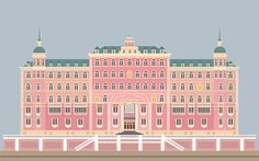https://www.behance.net/gallery/22945741/Illustrations-(Wes-Anderson-movies)