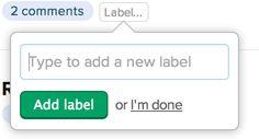 Adding tags - basecamp