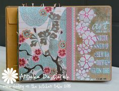 Some fiddling on the kitchen table: Inspiration Wednesday 2015 #7