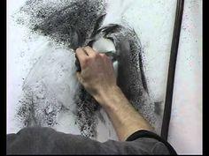 Как нарисовать портрет. Casey Baugh рисует портрет.
