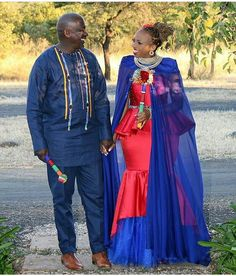 Tswana Traditional Dresses For Bridesmaids 2020 ⋆ African Attire, African Wear, African Women, African Dress, Xhosa Attire, African Style, Zulu Traditional Wedding, Traditional Fashion, African Print Fashion