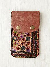 Tapestry iPhone Wallet--I don't have an iPhone yet but I have my cute wallet for it picked out already :)