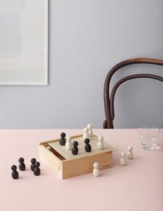 Cute Aarikka Myllypeli game for your coffee table