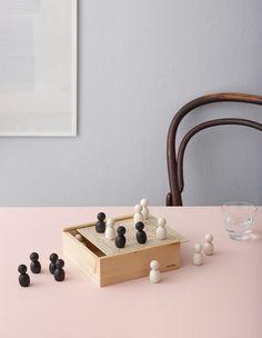 Cute Aarikka Myllypeli game for your coffee table