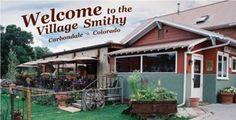 14.) Village Smithy Restaurant (Carbondale)