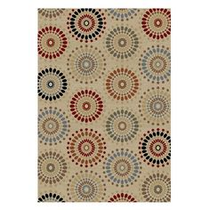 Orchid Fields Area Rug - Ivory | www.hayneedle.com