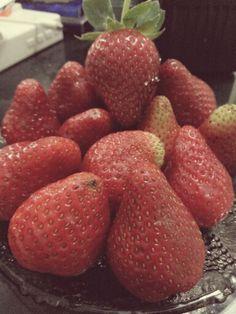 Fresh like strawberries