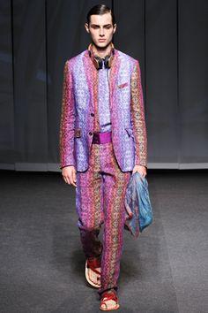 Etro Fashion Show Milan