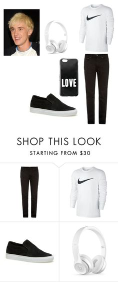 """Dylan Fenir"" by rpg-girl21 on Polyvore featuring Acne Studios, NIKE, Lacoste, Beats by Dr. Dre, Givenchy, men's fashion, menswear, jt, dylan und DylanFenir"