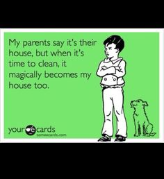 Cleaning humor - absolutely the KIDS can HELP clean up THEIR messy, disgusting, smelly rooms - Norwex makes it easy!