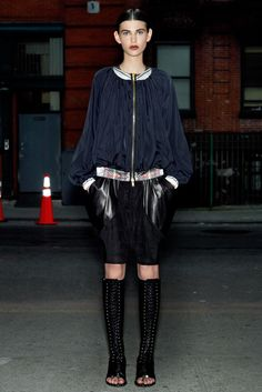 See the complete Givenchy Resort 2013 collection.