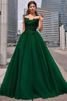 Showy Tulle Sweetheart Neckline Floor-length A-line Prom Dresses With Beaded Lace Appliques Showy Tulle Jewel Neckline Floor-length A-line Prom Dresses With Beaded Lace Appliques Green Wedding Dresses, Mint Bridesmaid Dresses, Prom Dresses 2017, A Line Prom Dresses, Prom Party Dresses, Formal Evening Dresses, Bridal Dresses, Dress Formal, Chiffon Dresses