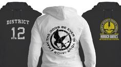 The Hunger Games franchise is now turning their focus on merchandises. If you happen to collect items from the movie, then you must own one of these hoodies from CafePress. #THG #HungerGames #TheHungerGames