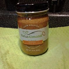 Almond Butter Cream Cheese Frosting from @NaturAlmond. #Georgia #food